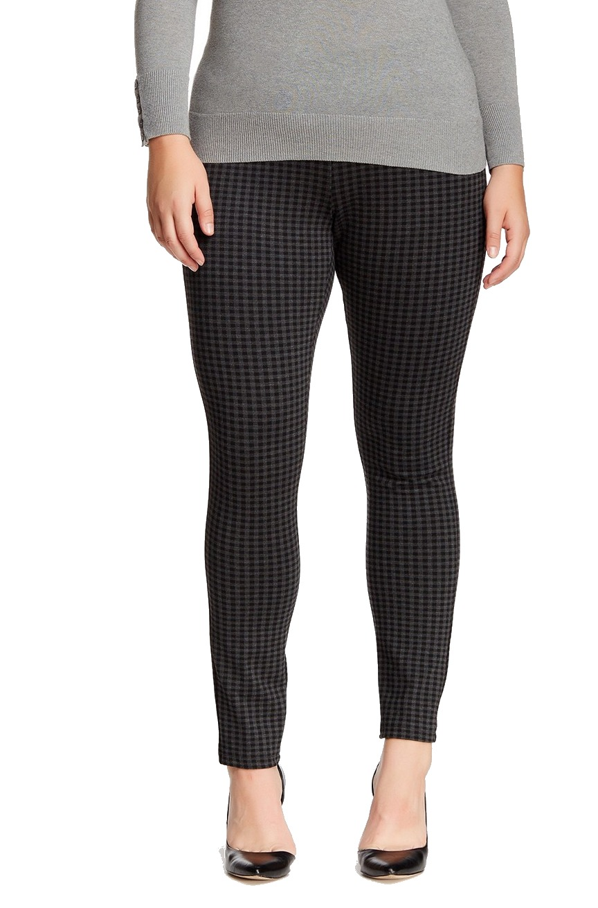 Unique 7990 Houndstooth Low Rise Slim Leg Editor Pant Buy 1 Get 1 50 Off