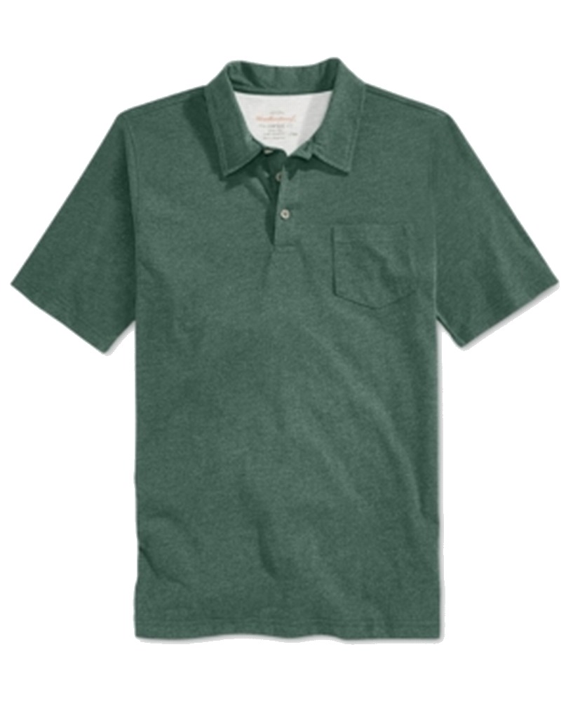 Weatherproof New Green Mens Tall Size 2xlt Heather Pocket