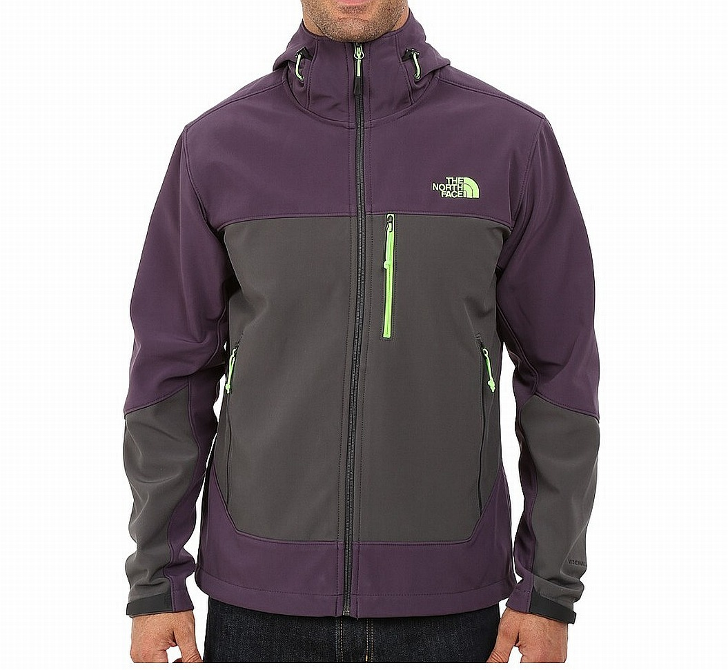 35d7d645a Details about The North Face NEW Purple Mens USA Size XL Apex Bionic Hoodie  Jacket $170 901