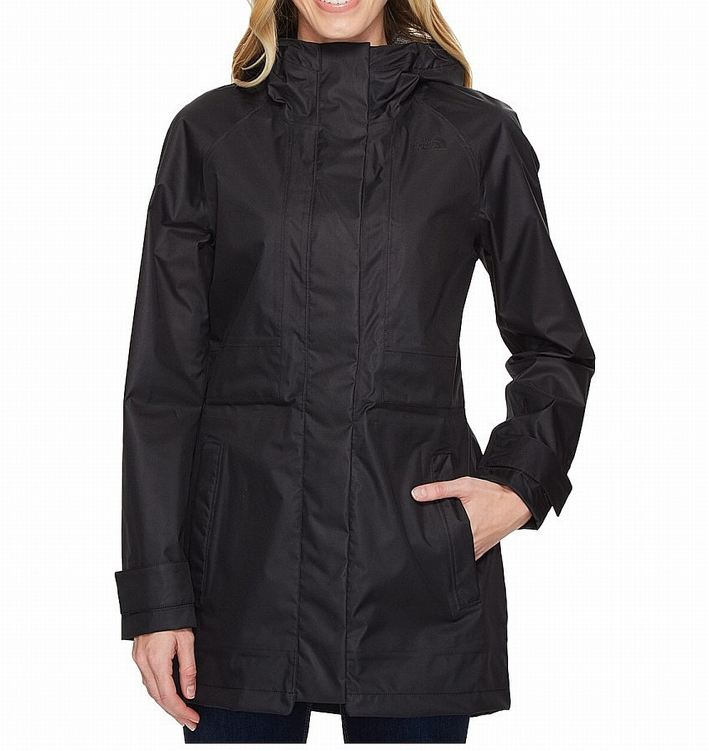 e0bc1f8ea Details about The North Face NEW Black Womens US Size Large L Lynwood Parka  Jacket $149 447