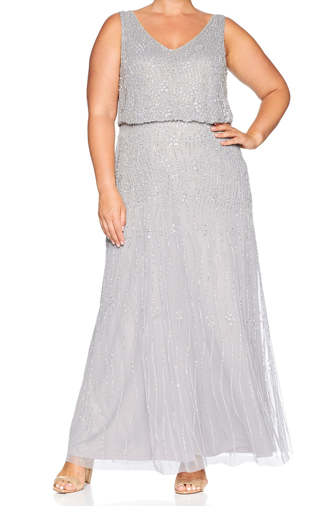 00ccbfad6b77c2 We have more Adrianna Papell in Size 16W - Click Here Click to see all  Womens Dresses in Size 16W