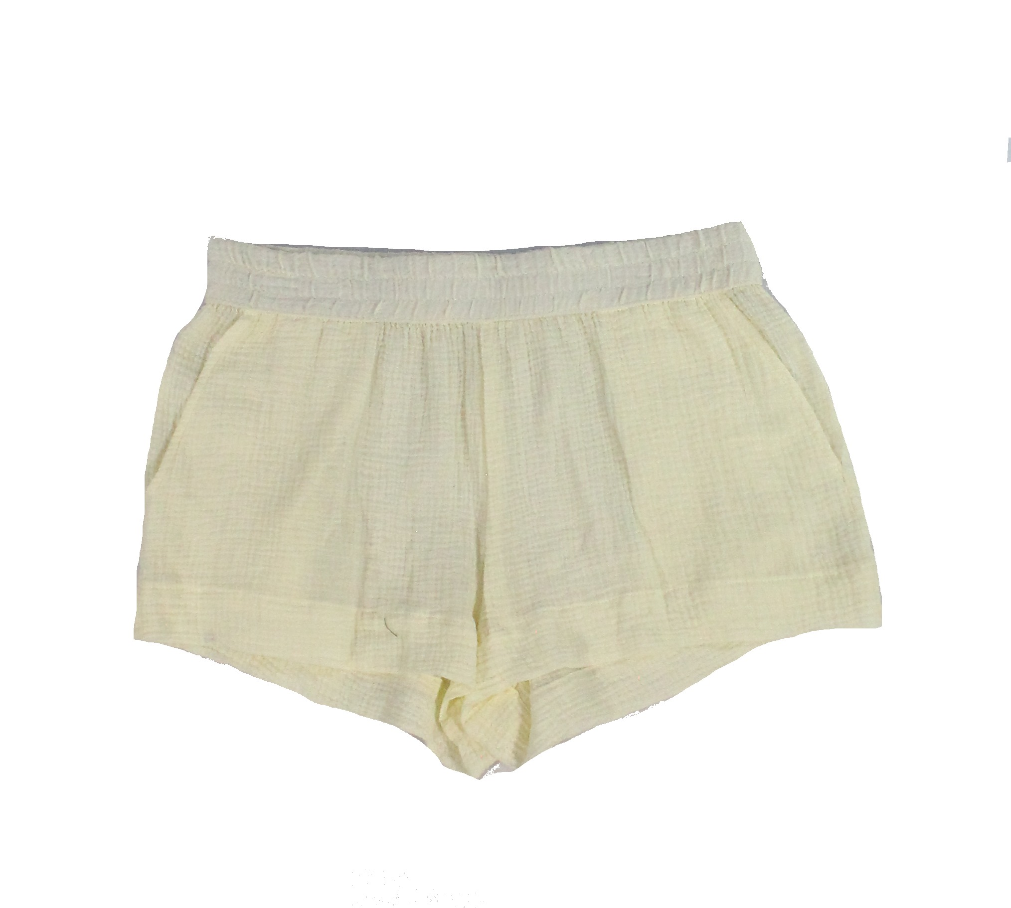 d6304a82d Details about Designer Brand NEW White Womens Size Medium M Pull On Soft  Shorts $30- 183
